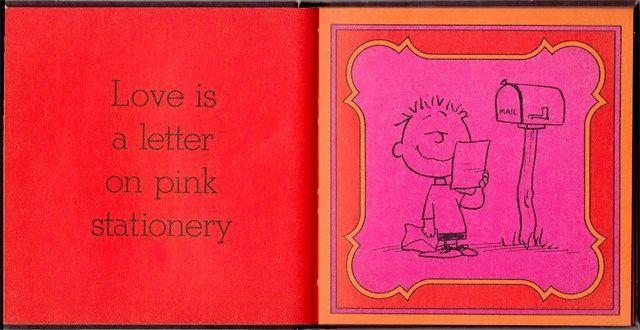 Love Is Walking Hand In Hand: The Peanuts Gang Defines Love, 1965 – Brain Pickings