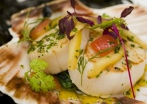 Orkney scallops http://www.scotsman.com/lifestyle/features/tom-kitchin-from-orkney-scallops-to-stornoway-black-pudding-there-is-so-much-to-celebrate-1-2292359?
