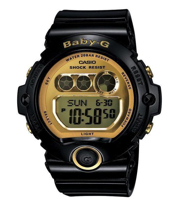 Casio G Shock Digi Watch Women Gold #casio #gshock #watch #sales #women #gold #Casio