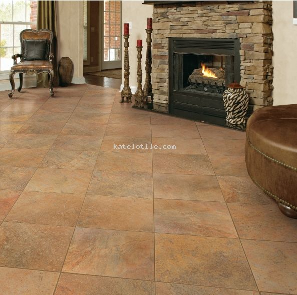 Tile might be more durable, but I don\'t want my living room to ...