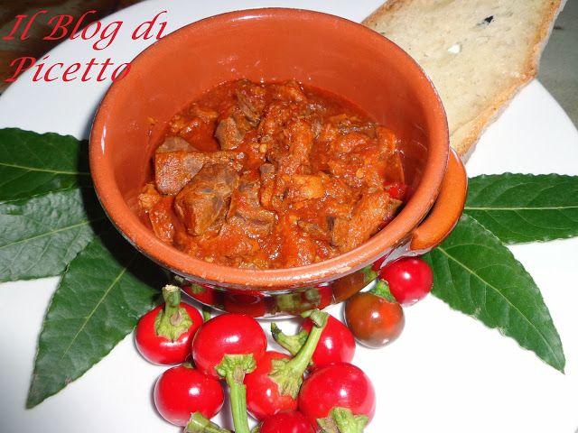 Morzello (antica ricetta calabrese di Rina Scalise)