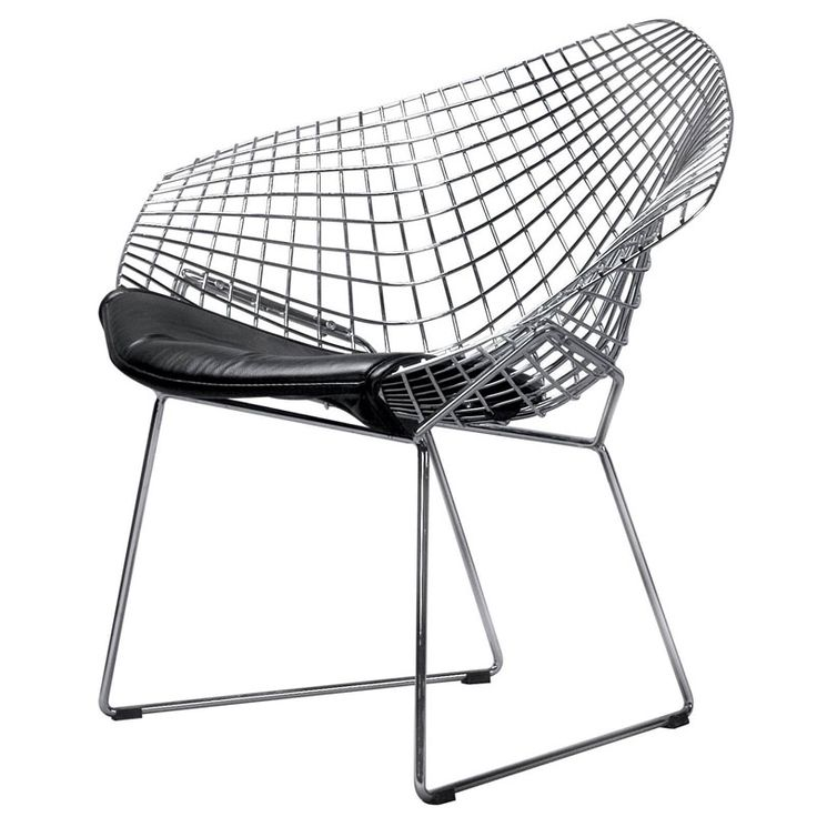DIAMOND CHAIR Bertoia Wire Diamond Chair  Simple yet stylish design in a  geometric. 59 best Chairs images on Pinterest   Furniture online  Scandi