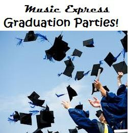 Fresno DJ Services Music Express plays Emmanuel High School Graduation Party