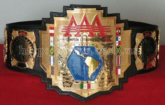 AAA Latin America Champion (Mexico)