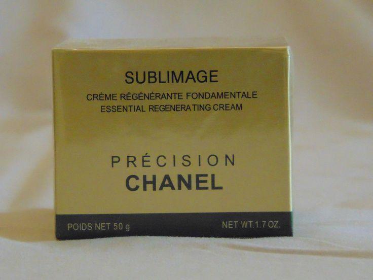 Chanel Sublimage Essential Regenerating Cream #CHANEL