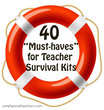 40 Things You Must Have in Your School Survival Kit!