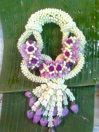 Thai garland.