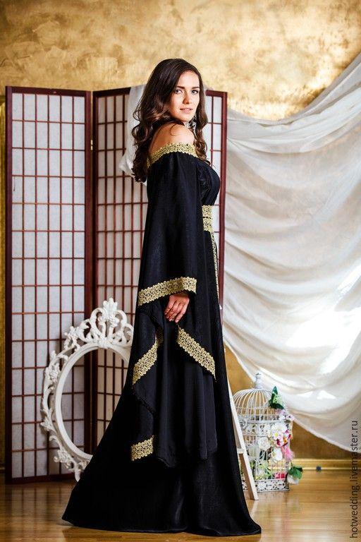 """Купить """"Богини Эллады"""" Вечернее платье - свадебное платье, платье невесты, белое платье"""