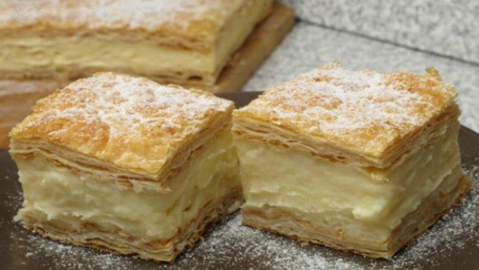 Nadýchaný vanilkový dezert s jemnou chutí: Jednoduchá příprava a výsledná senzační chuť!