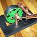 Build your own Hardware Store Steam Engine full instructions