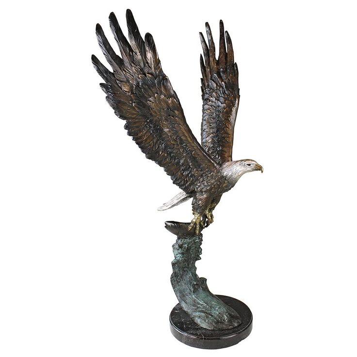 Majestic Eagle Garden Statue Eagle Everything Garden