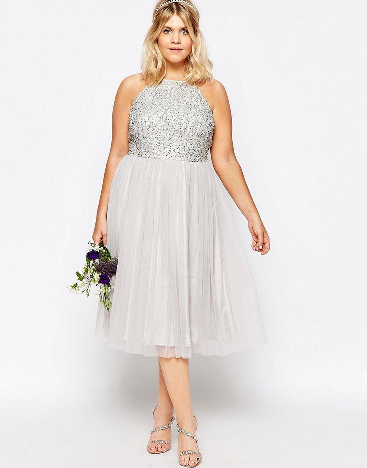 17 best curve wedding images on Pinterest | Hochzeitskleider, Maxi ...