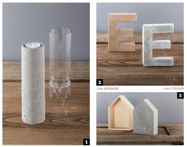 Készítsd el saját beton dísztárgyadat a Rayher kreatív beton segítségével.  http://www.rayher.hu/hun/index.php?page=hirek&id=216