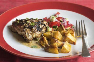 Oven jerk chicken – Recipes – Bite