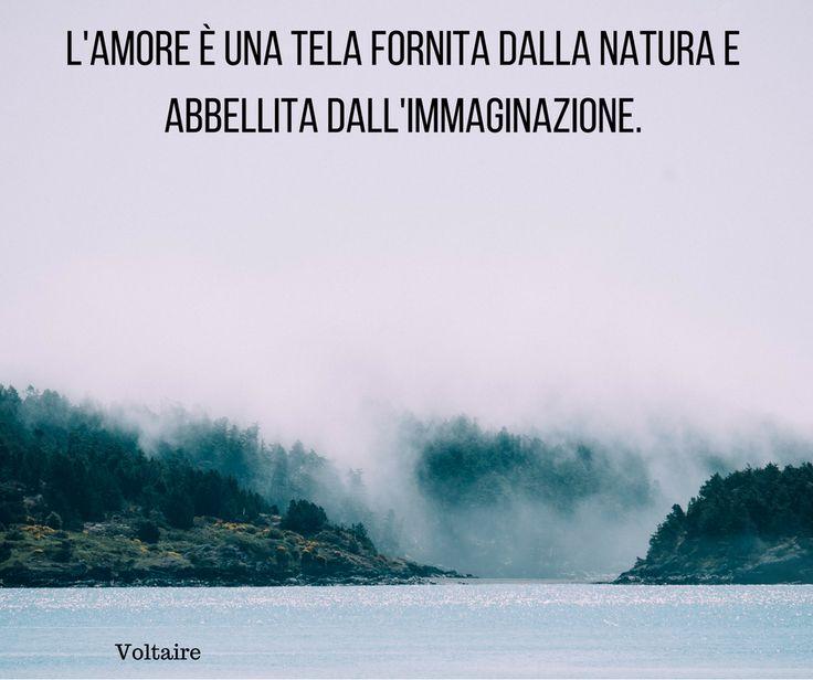 Quote by Voltaire #quotes #quote #aforismi #nature #natura #flowers #citazioni #naturequotes #Voltaire