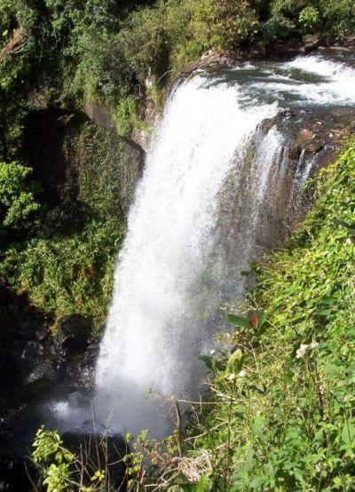 Waterfall circuit - Waterfalls Millaa Milaa Falls, Zillie, Elinjaa, Mungalli, Pepina, Malanda Falls and Millstream Falls