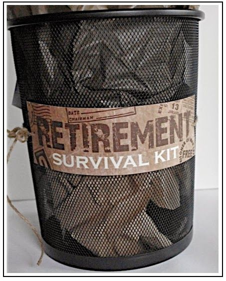 "Creative ""Try""als: Retirement Survival Kit"