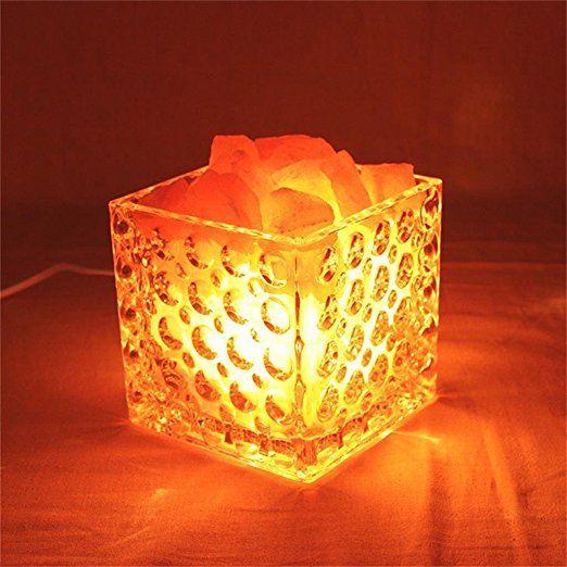 lampade di sale romantiche moderna piccola lampada da tavolo creativo maestro della moda lampada da comodino camera da letto della luce di notte Semplici
