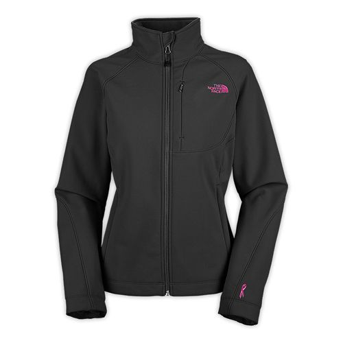 Womens The North Face Pink Ribbon Apex Bionic Jacket Black [The North Face 550] - $69.89 : The North Face Jackets Sale, Cheap North Face Jackets Outlet Clearance