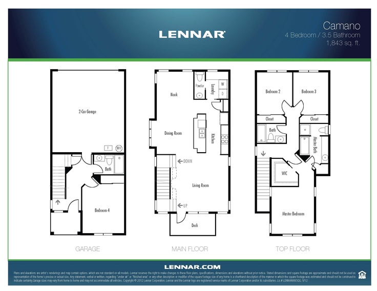 Old Lennar Floor Plans Flooring Ideas And Inspiration