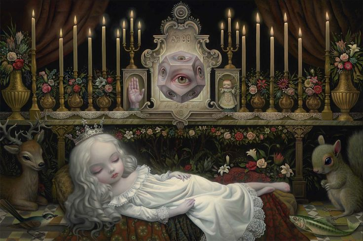 BetweenMirrors.com | Alt Art Gallery: Mark Ryden - King of Pop Surrealism