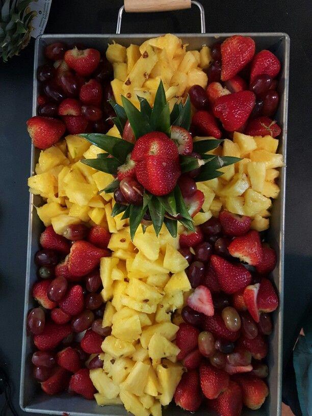 Para cruces de mayo. Ensalada de frutas
