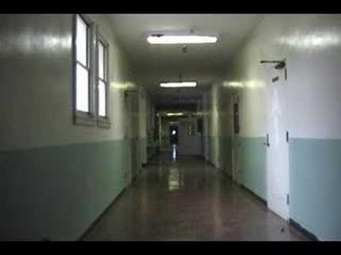 Norwalk Walker - Ghost Caught On Tape - Metropolitan state mental hospit...