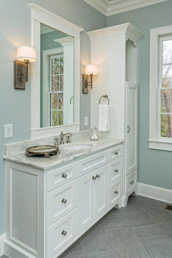 Bathroom Vanities Remodel