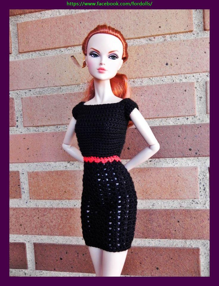 """Ropa para muñecas 16 """" Tulabelle / FR16  / Poppy Parker Fashion Teen /  Tonner o similares de Fordollsboutique en Etsy"""