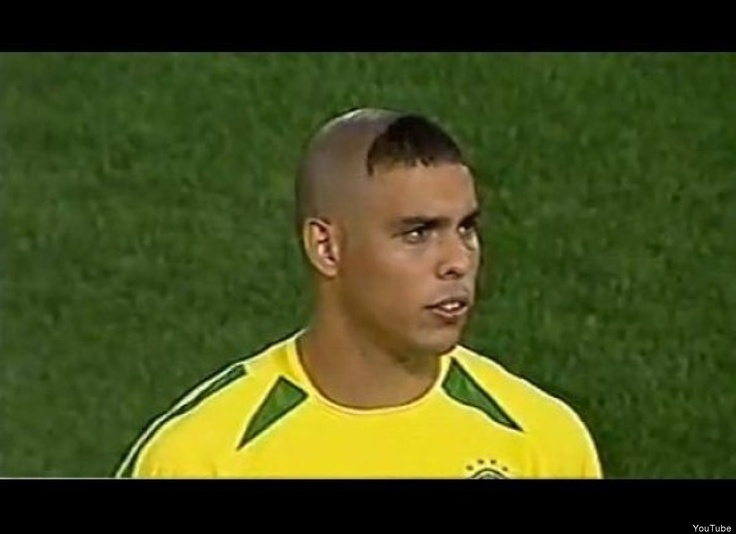Prime Brazilian Legend Ronaldo Rocked This Hair During The World Cup No Hairstyles For Women Draintrainus