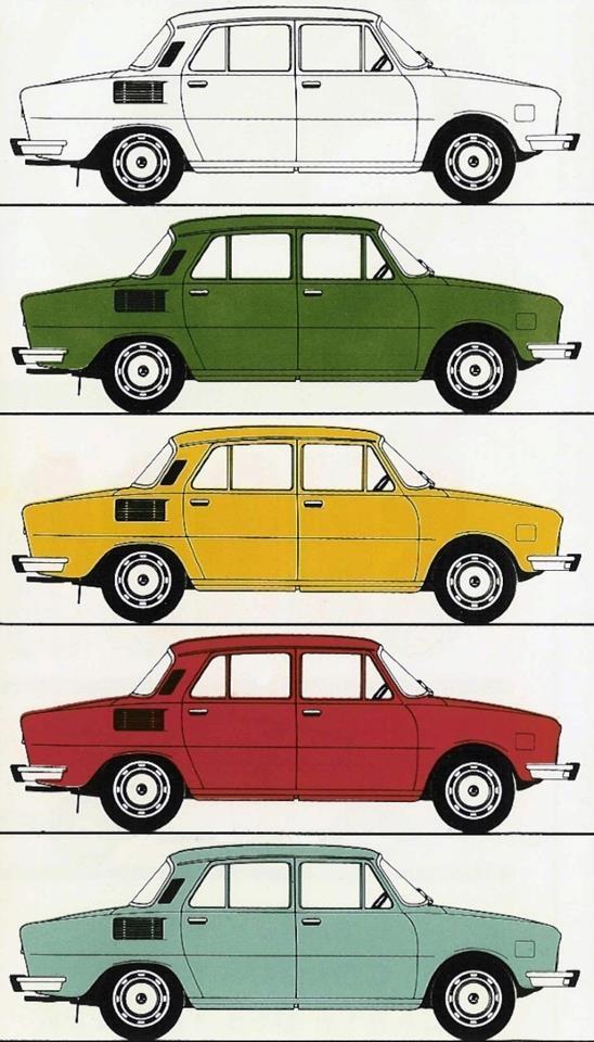 #Škoda 100