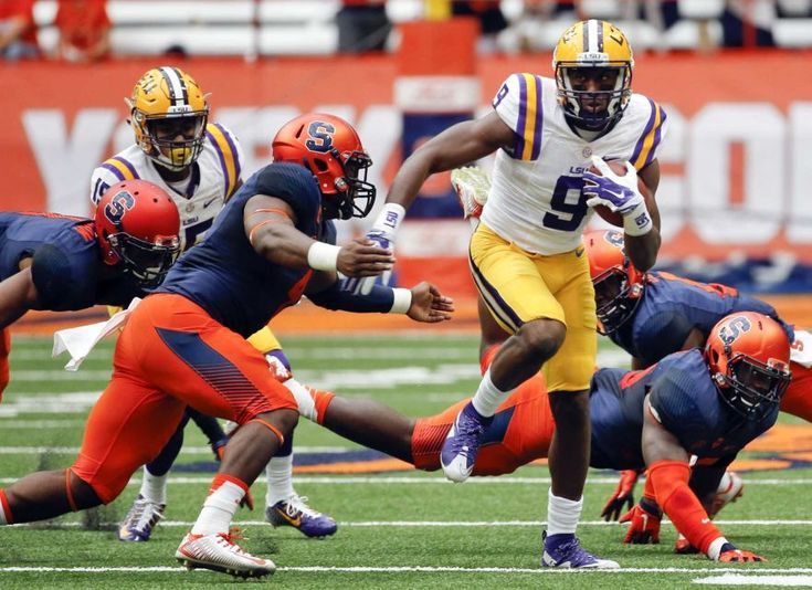 LSU football vs. Syracuse NCAA pictures | Newsday