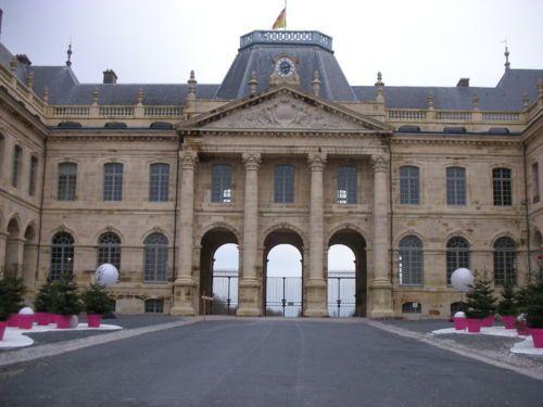 Lunéville : château