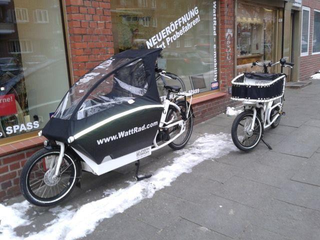180 besten cargobikes bilder auf pinterest radfahren fahrr der und anh nger. Black Bedroom Furniture Sets. Home Design Ideas