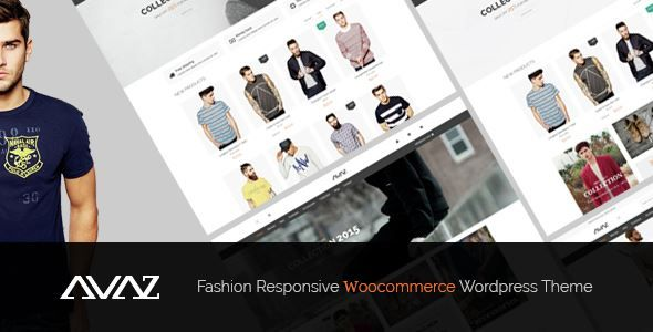 ThemeForest - Avaz - Fashion Responsive WooCommerce Wordpress Theme Free Download