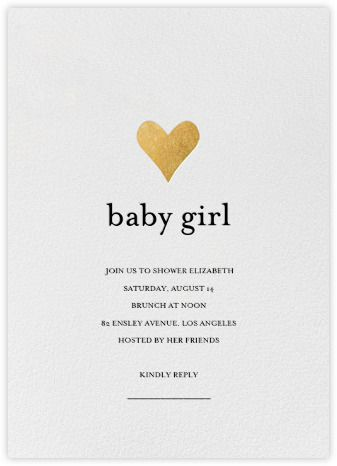 Amazing Baby Shower Invitations   Online And Paper   Paperless Post