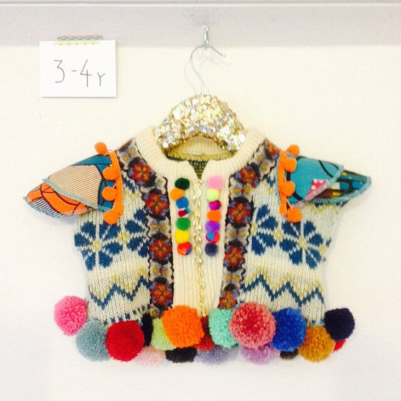 Children's jacket - The Mini Magpie