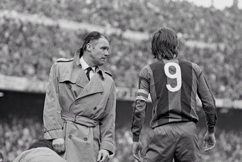 Cruyff en Michels