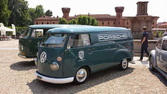Gruppo Reckless Air Cooled