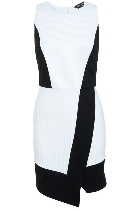 Topshop Premium Lace Pencil Dress, £78 | Look