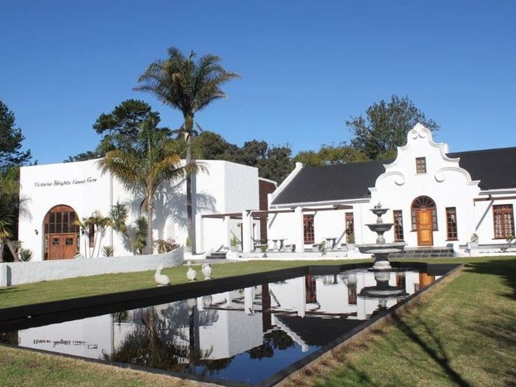 Victoria Heights Bed and Breakfast - Victoria Heights Bed and Breakfast is a Cape Dutch house with an elegant and charming appearance. It is situated in the heart of the Garden Route, between Victoria Bay Beach and the Garden Route Mall. ... #weekendgetaways #george #gardenroute #southafrica