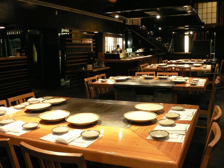 The Teppanyaki Inn - Melbourne Vic. Best Teppanyaki place in Melbourne!!!