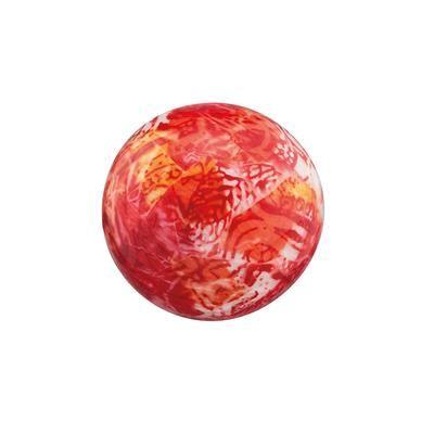 Red-Orange 'Love' Medium Sound Ball