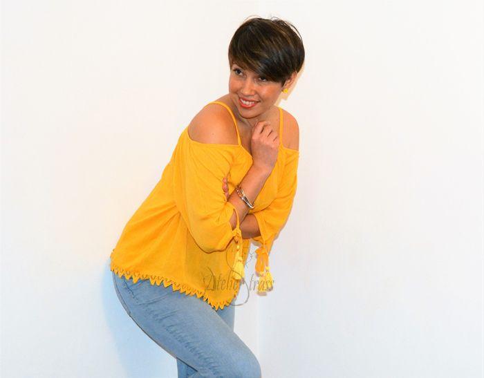 La moda se viste de amarillo
