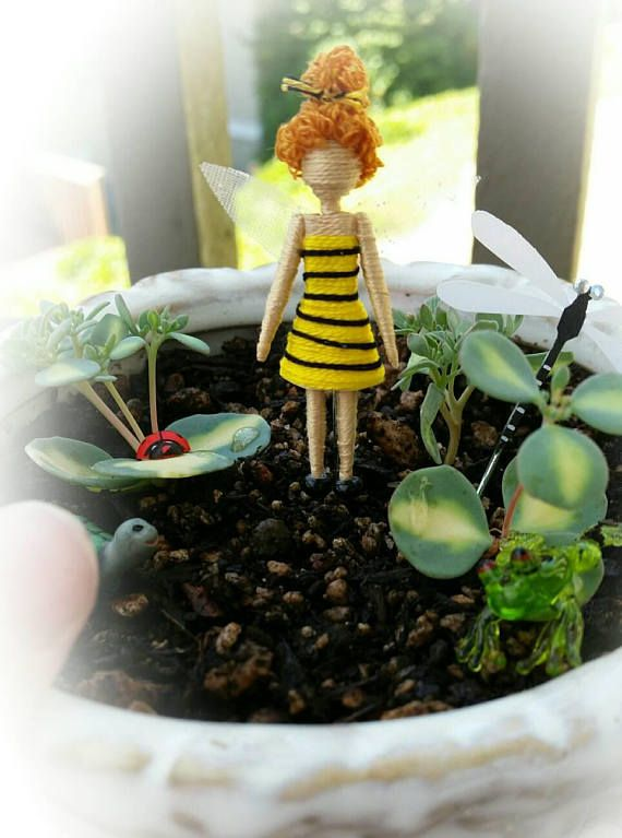 Check out this item in my Etsy shop https://www.etsy.com/listing/553690319/fairy-garden-figurine-tiny-toothpick