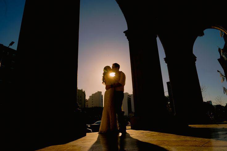Foto del matrimonio di agosto 29 di Gus Campos sul MyWed