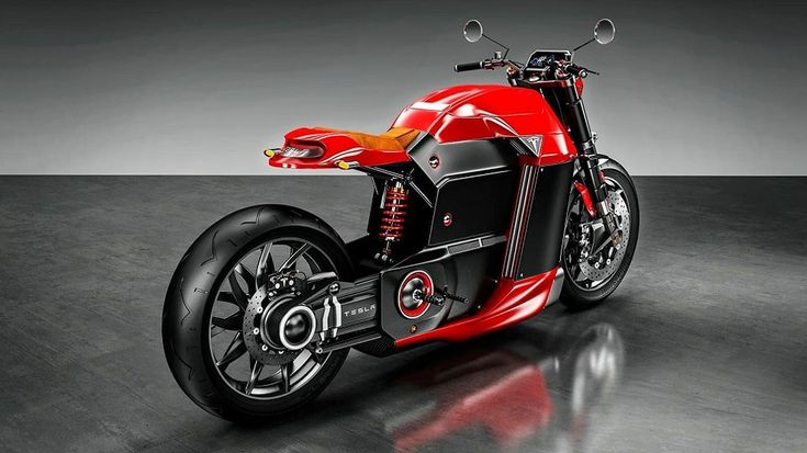 The New Tesla Model M Concept Bike » Design You Trust. Design, Culture & Society.