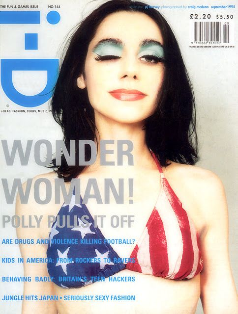 life on mars?!: Beauty Through the Decades: 90's Pj Harvey.