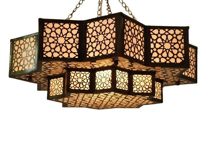 Lighting Hanging Chandelier 7 Ceiling Shades Pendant Lighting