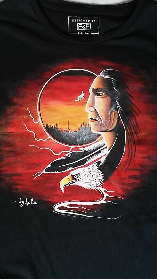 byLola / indiánsky západ slnka
